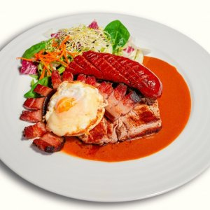 Bačov steak 9,95 €/ 200g